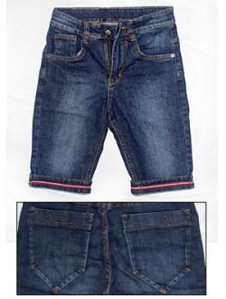 Quần Short Jeans Xanh Đen QS18