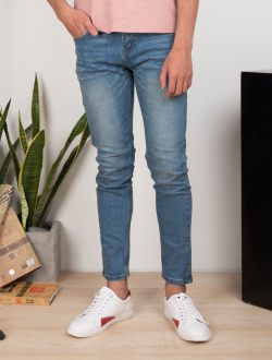 Quần Jeans Skinny Xanh Dương QJ1636