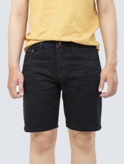 Quần Short Slimfit Đen QS198