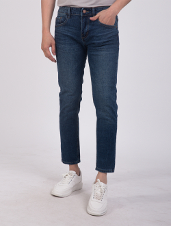 Quần Jean Slim-cropped QJ1679