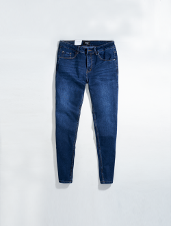 Quần Jeans Trơn Form Regular QJ020
