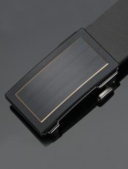 Thắt Lưng Khóa Tự Động TL050 Màu Đen