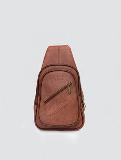 Túi đeo chéo dây kéo xéo TX006