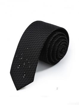 Cà Vạt Hàn Quốc Đen CV24