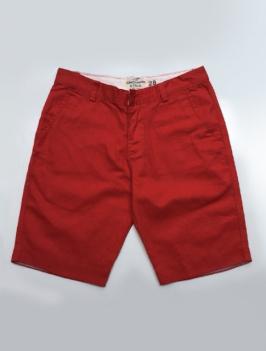 Quần Short Kaki Đỏ QS53