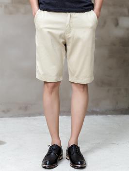 Quần Short Kaki Kem QS72