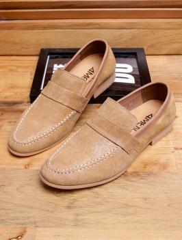 Giày Mọi Da Màu Bọ G94