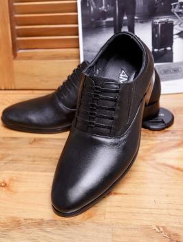 Giày Tây Da Đen G99
