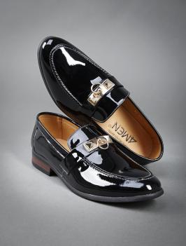 Giày Tây Đen G107