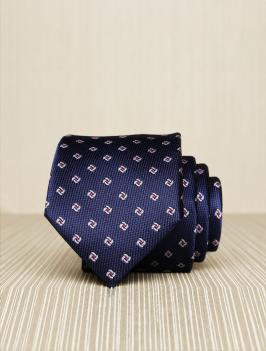 Cà Vạt Hàn Quốc Xanh Đen CV164