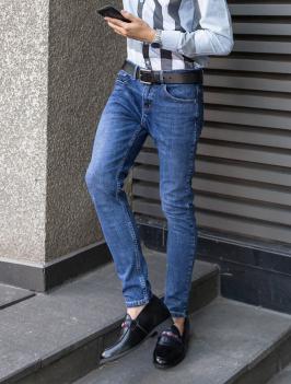 Quần Jeans Skinny Xanh Đen QJ1621