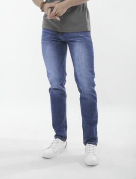 Quần Jeans Ống Đứng Xanh Dương QJ1644