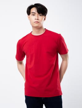 Áo Thun Regular Đỏ AT848
