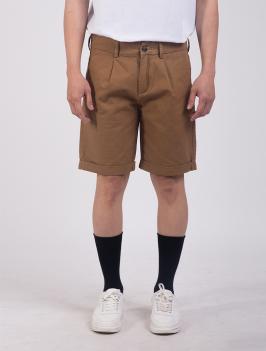 Quần Short Kaki QS204 Màu Bò