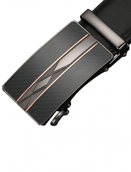 Thắt Lưng Nam TL019 Màu Đen