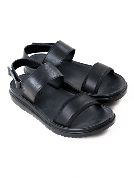 Sandal Nam DE002 Màu Đen
