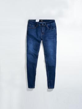 Quần Jeans Trơn Form Regular QJ020
