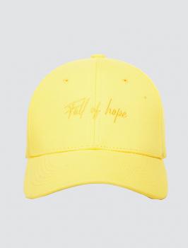 Nón LT Thêu Full Of Hope Màu Vàng MU004