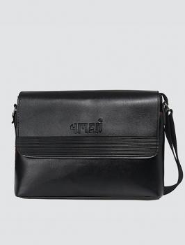 Túi đeo chéo ngang màu đen TX005