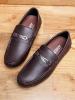 Giày Mọi Da Nâu G89