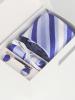 Hộp Cà Vạt Sọc Xanh HCV0004