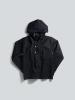 Áo Khoác Nẹp Bấm Có Nút Màu Đen AK010