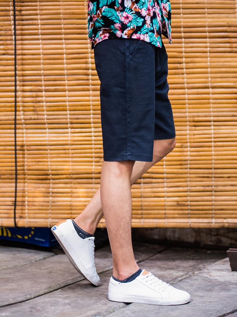 Quần short kaki