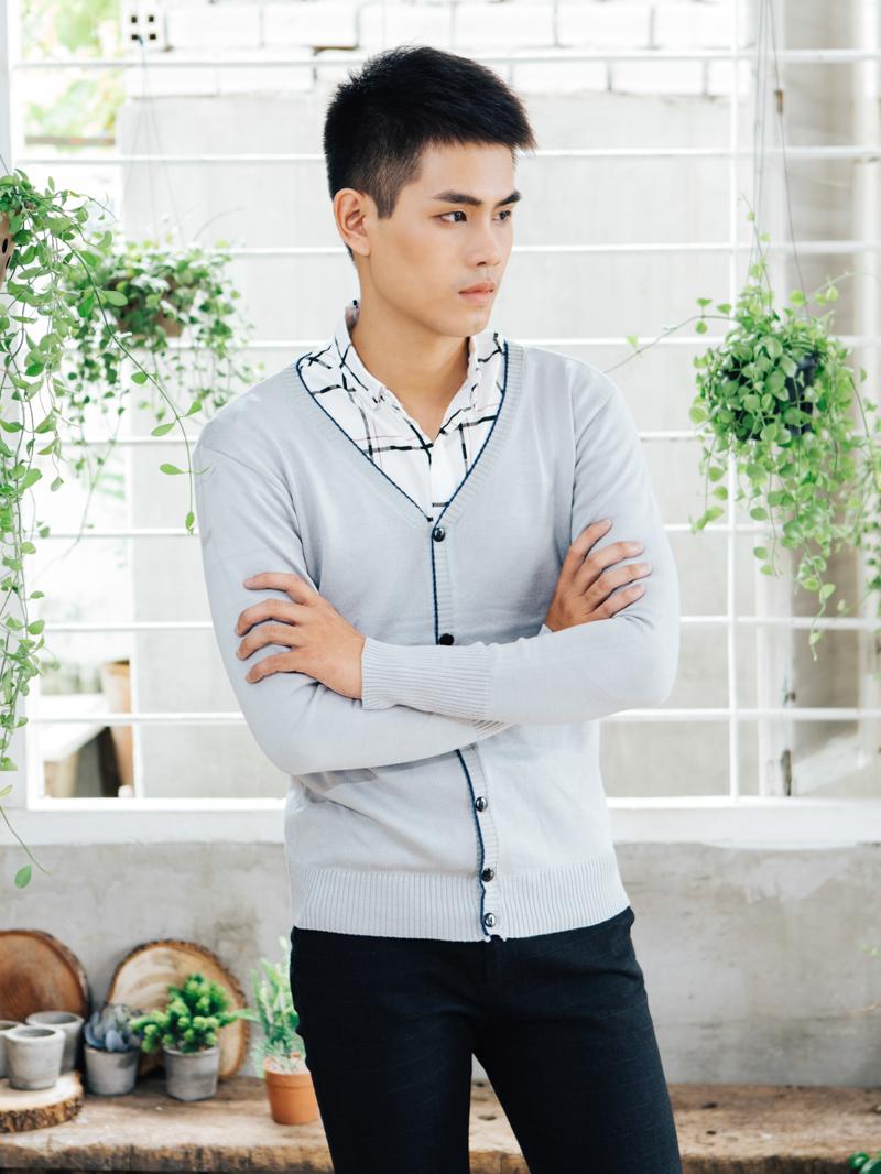 Áo khoác cardigan